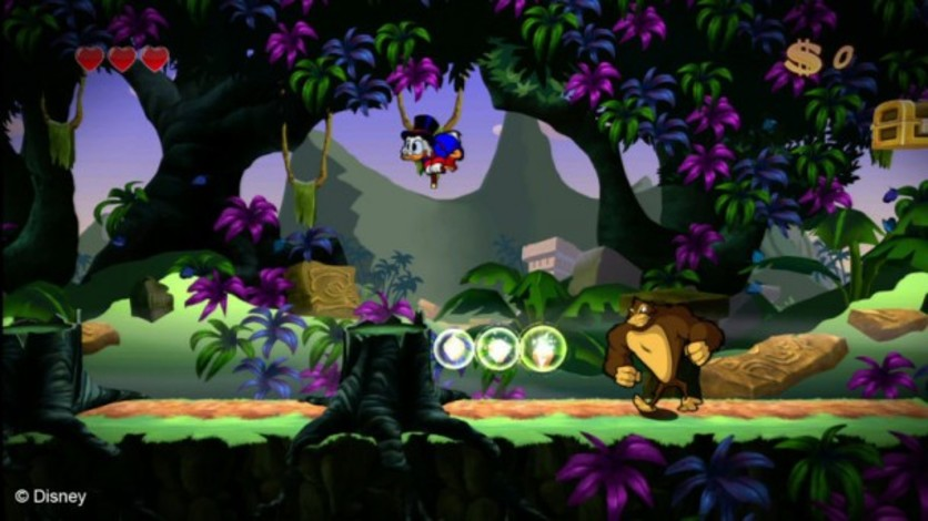 Screenshot 4 - Ducktales Remastered