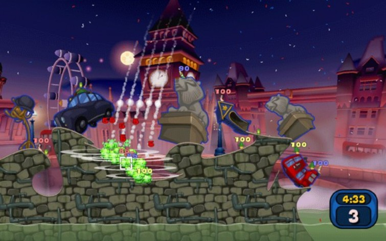 Screenshot 5 - Worms Reloaded