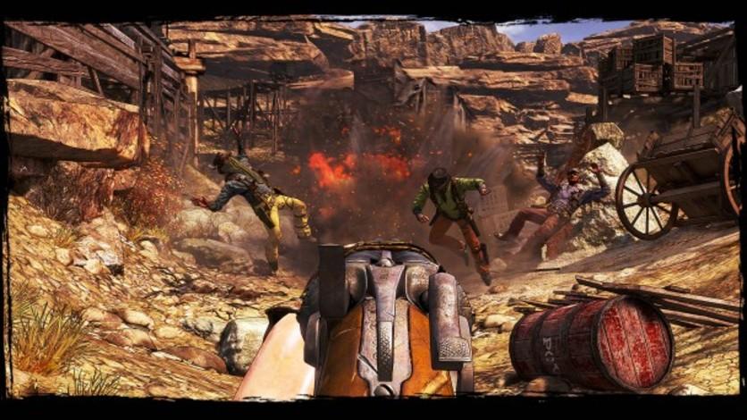 Screenshot 8 - Call of Juarez 4: Gunslinger