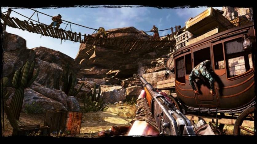 Screenshot 7 - Call of Juarez 4: Gunslinger