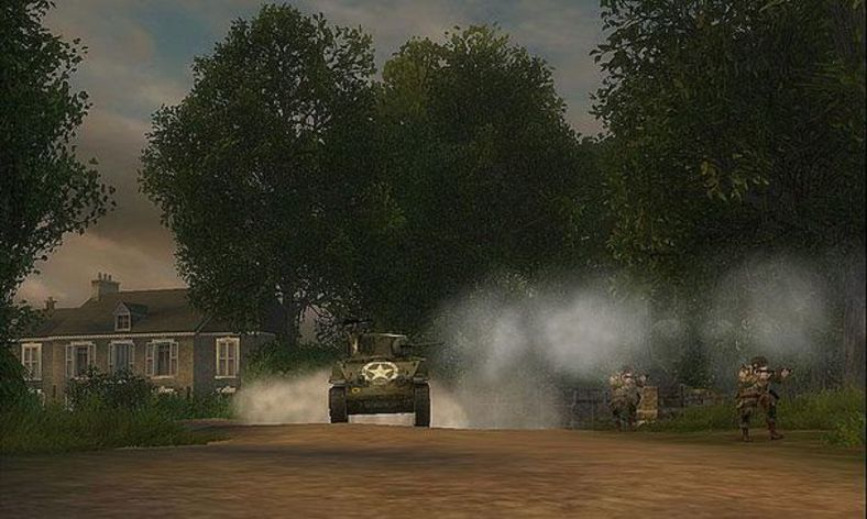 Screenshot 2 - Brothers in Arms Road to Hill 30