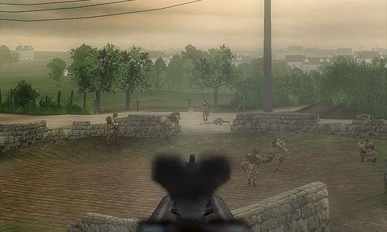 Screenshot 3 - Brothers in Arms Road to Hill 30
