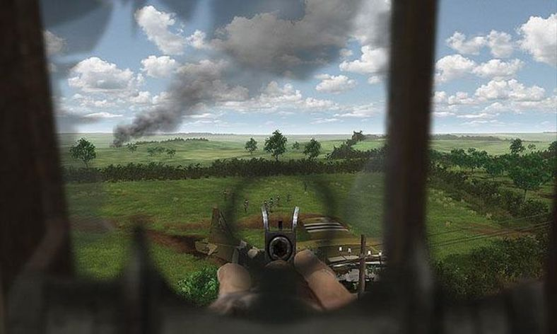 Screenshot 4 - Brothers in Arms Road to Hill 30