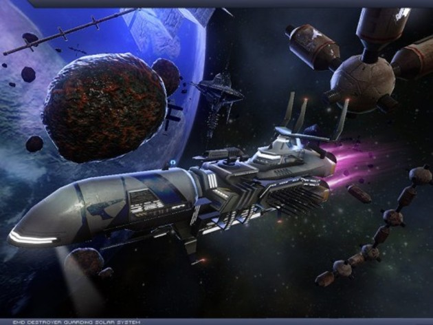 Screenshot 10 - Spaceforce - Rogue Universe