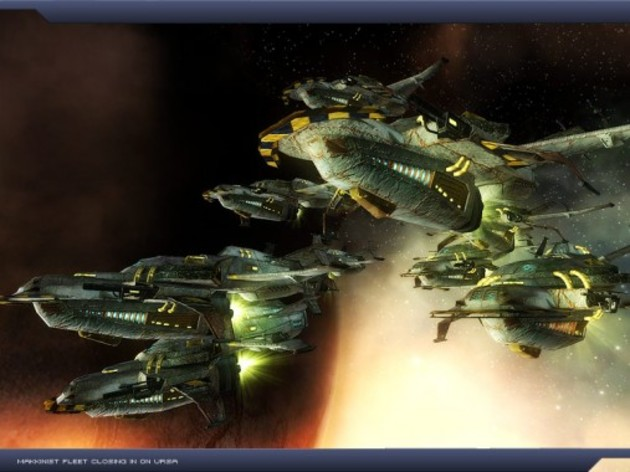 Screenshot 2 - Spaceforce - Rogue Universe