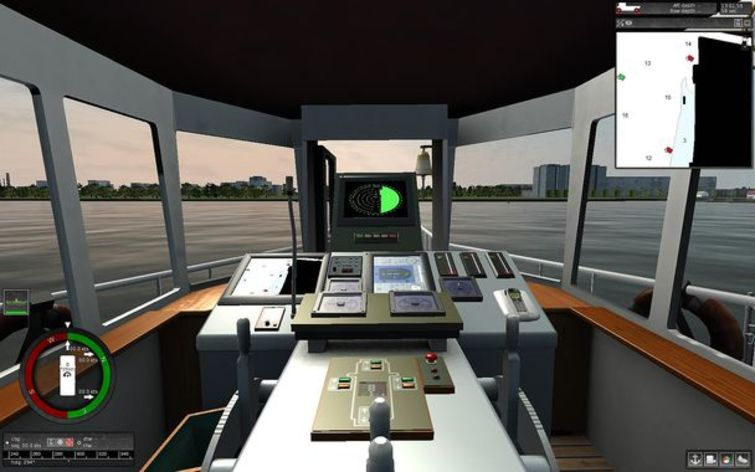 Screenshot 2 - Ship Simulator Extremes: Ferry Pack