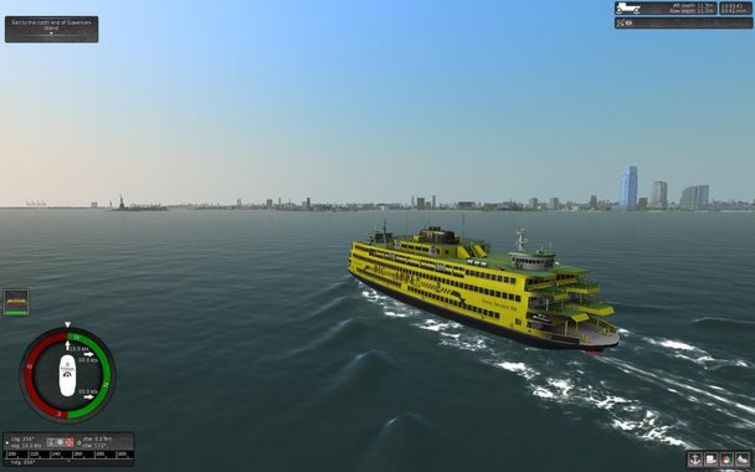 Screenshot 4 - Ship Simulator Extremes: Ferry Pack