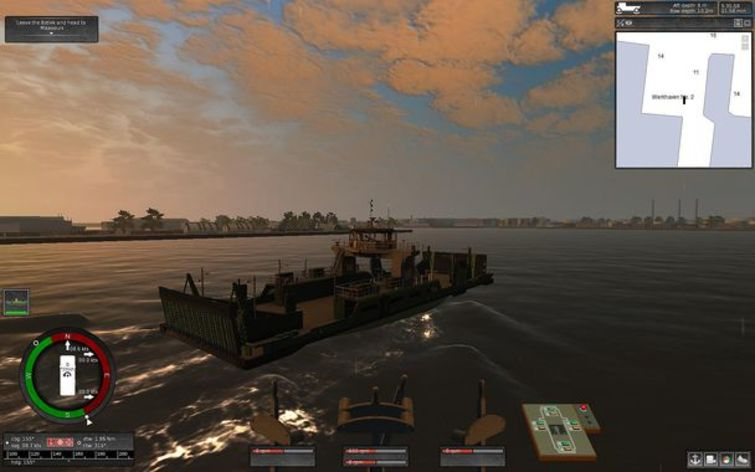 Screenshot 6 - Ship Simulator Extremes: Ferry Pack