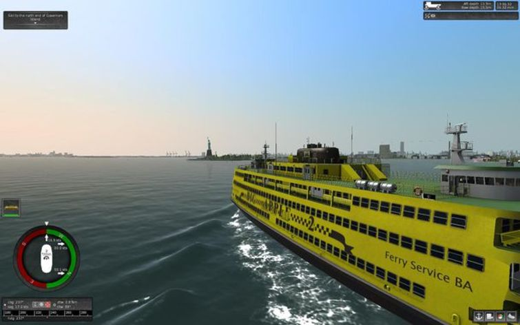 Screenshot 5 - Ship Simulator Extremes: Ferry Pack