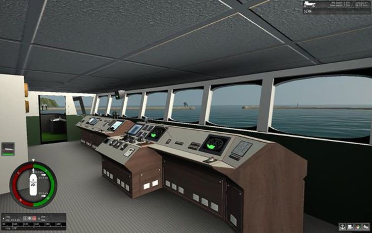 Screenshot 1 - Ship Simulator Extremes: Ferry Pack