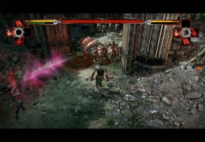Screenshot 7 - Blood Knights