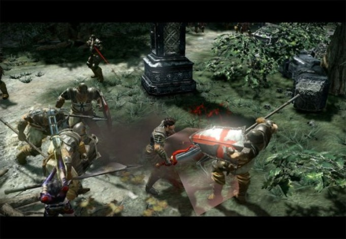 Screenshot 6 - Blood Knights