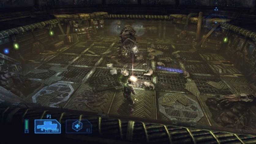 Screenshot 9 - Alien Breed: Impact