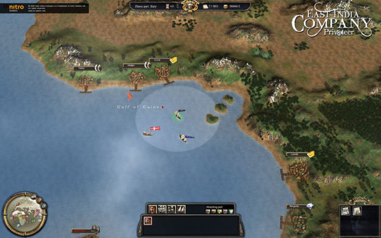 Screenshot 4 - East India Company Collection