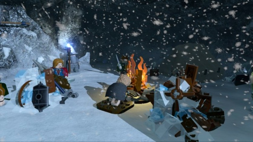 Screenshot 9 - LEGO The Lord of the Rings