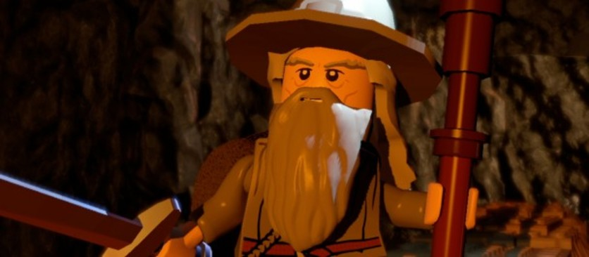 Screenshot 4 - LEGO The Lord of the Rings