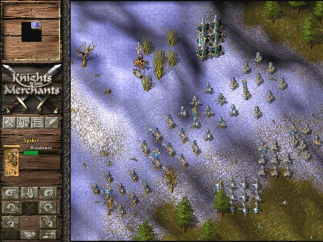 Screenshot 3 - Knights and Merchants: The Peasants Rebellion