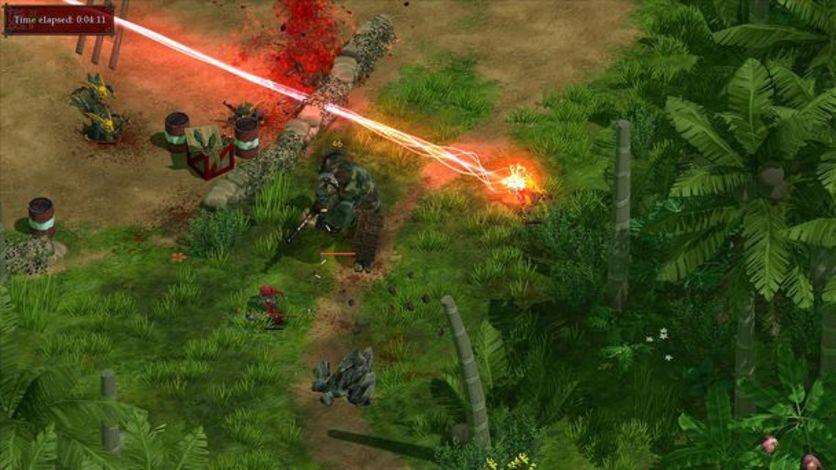 Screenshot 1 - Magicka: Vietnam