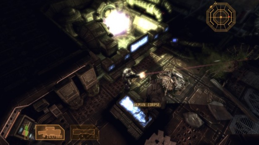 Screenshot 11 - Alien Breed 3: Descent