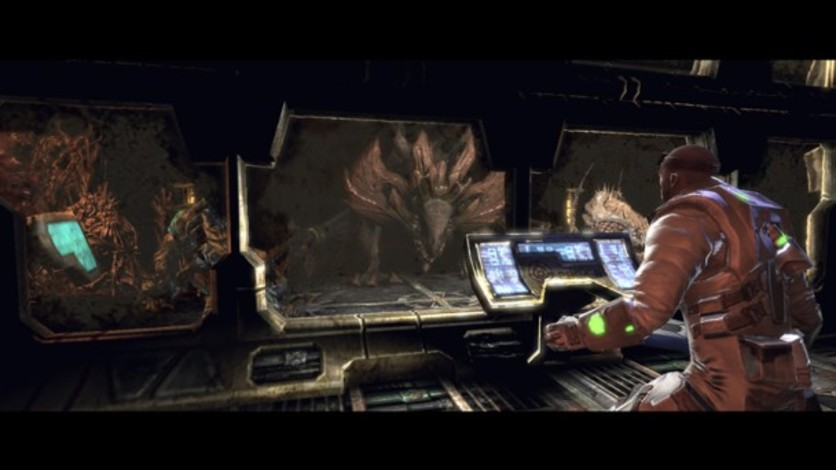 Screenshot 8 - Alien Breed 3: Descent