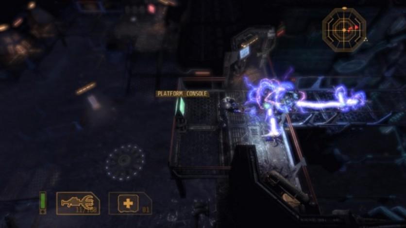 Screenshot 4 - Alien Breed 3: Descent