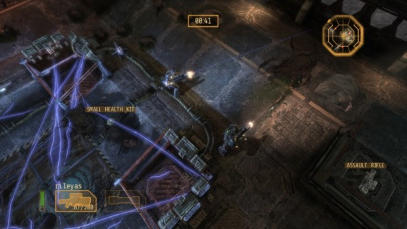 Screenshot 10 - Alien Breed 3: Descent