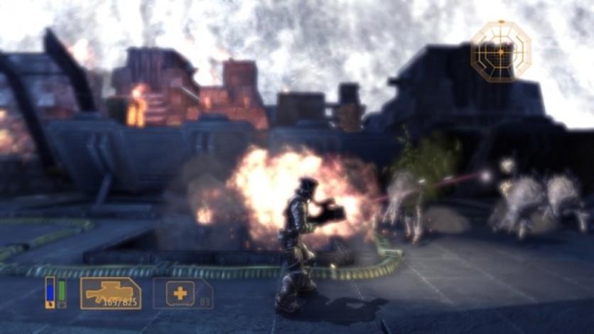 Screenshot 6 - Alien Breed 3: Descent