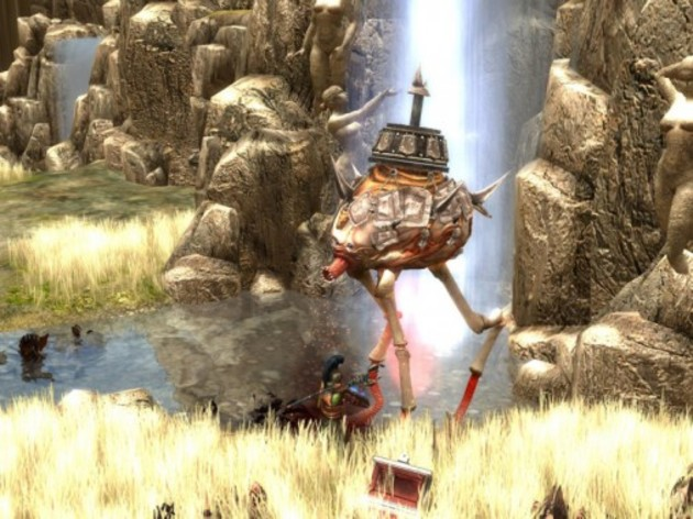 Screenshot 3 - Titan Quest: Immortal Throne