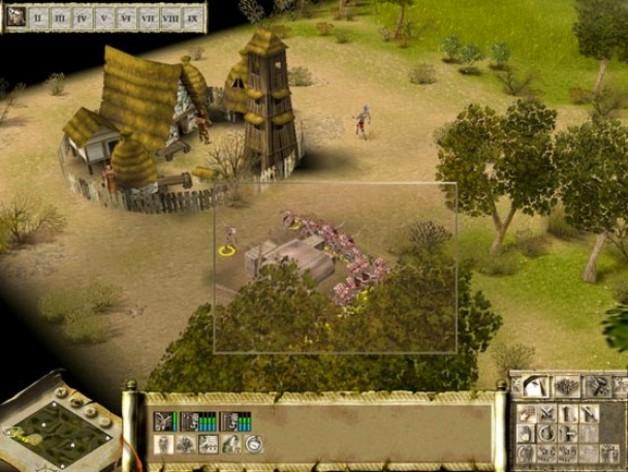Screenshot 1 - Praetorians