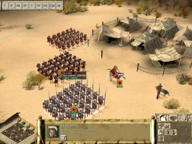 Screenshot 4 - Praetorians