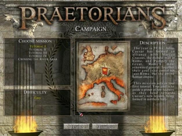 Screenshot 5 - Praetorians