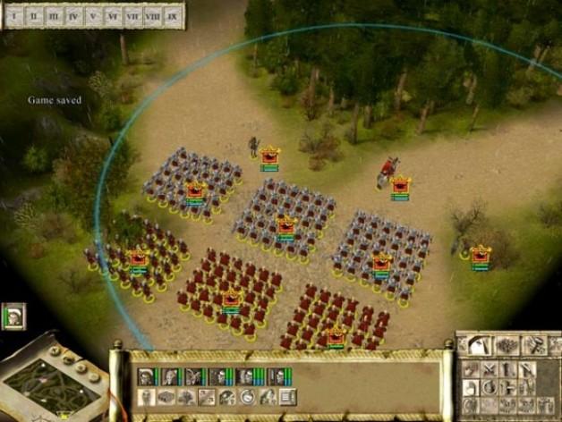 Screenshot 3 - Praetorians