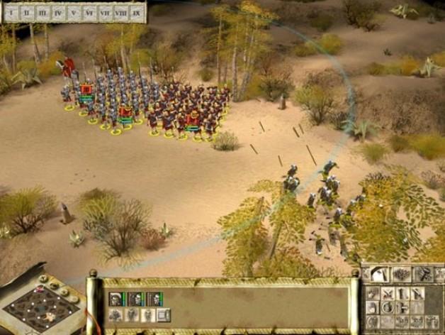 Screenshot 2 - Praetorians