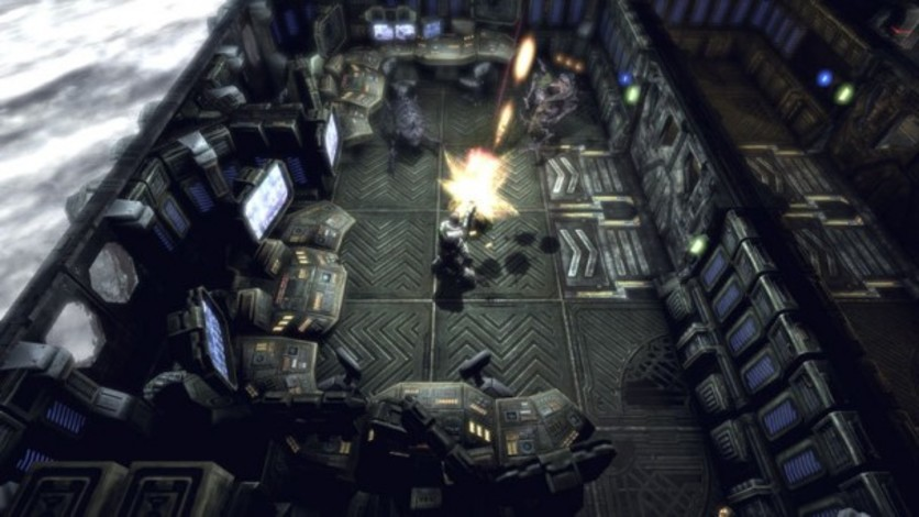 Screenshot 9 - Alien Breed 2: Assault