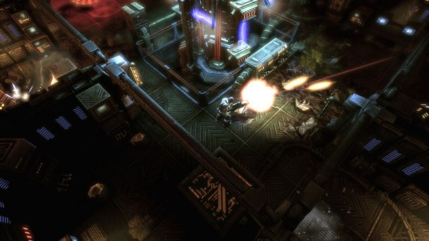 Screenshot 1 - Alien Breed 2: Assault