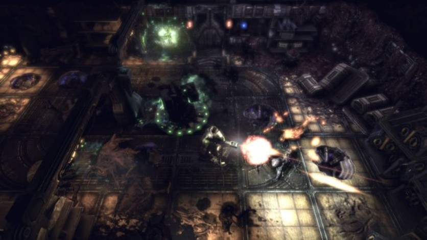 Screenshot 8 - Alien Breed 2: Assault