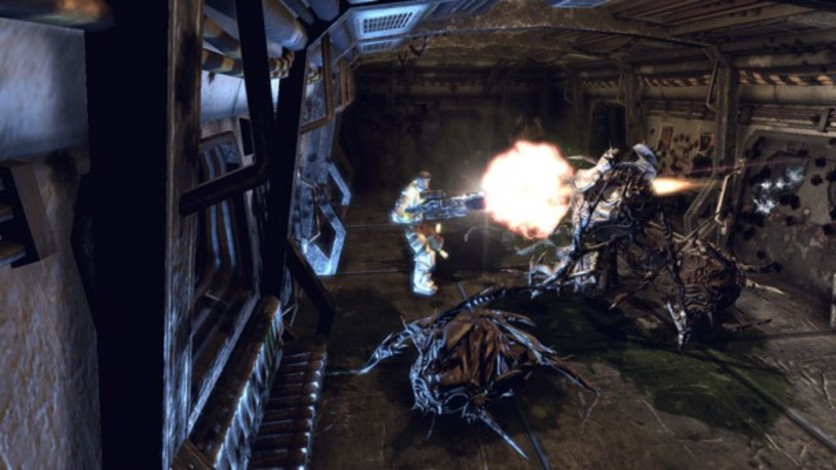 Screenshot 2 - Alien Breed 2: Assault
