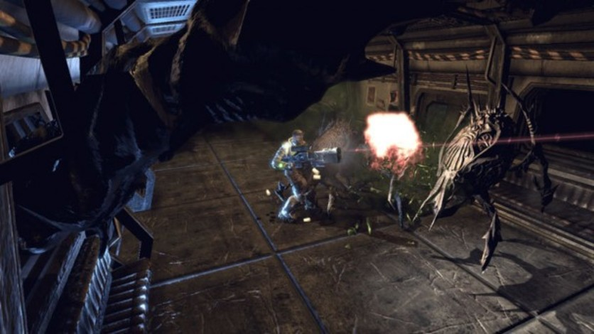 Screenshot 6 - Alien Breed 2: Assault