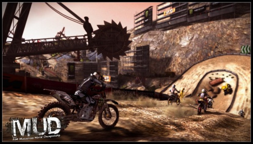 Screenshot 4 - MUD Motocross World Championship