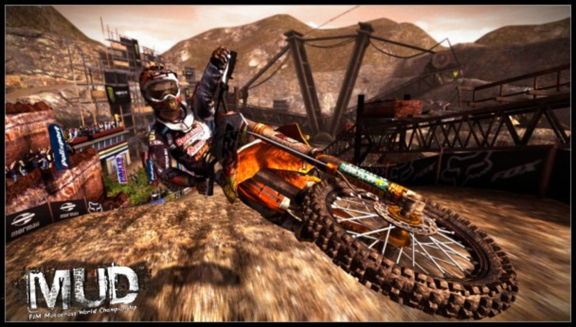 Screenshot 2 - MUD Motocross World Championship
