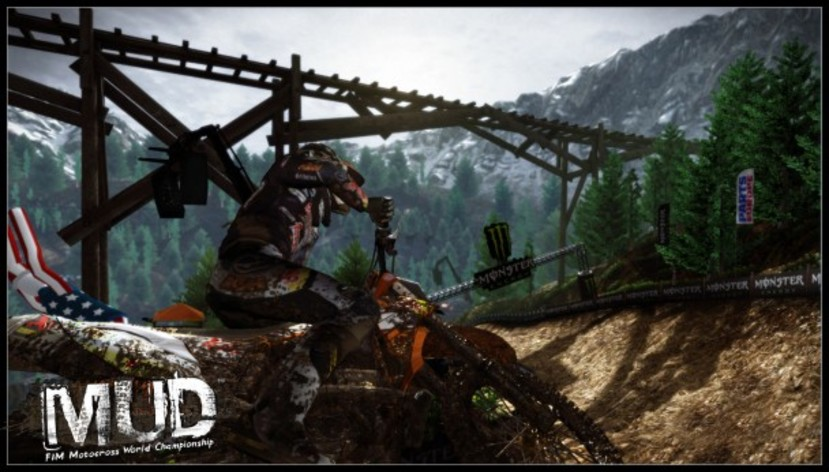 Screenshot 3 - MUD Motocross World Championship
