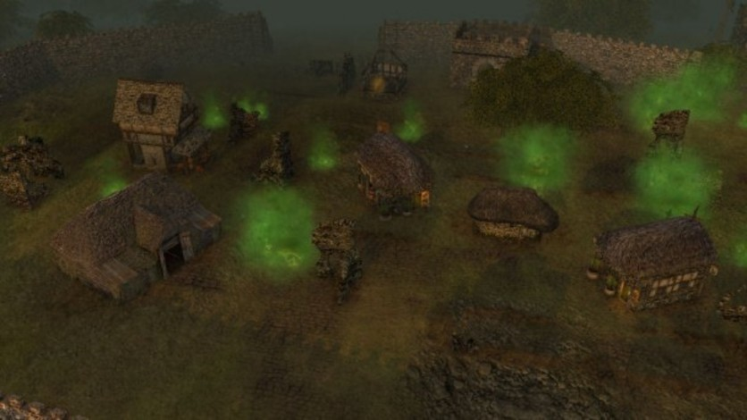 Screenshot 2 - Stronghold 3 Gold
