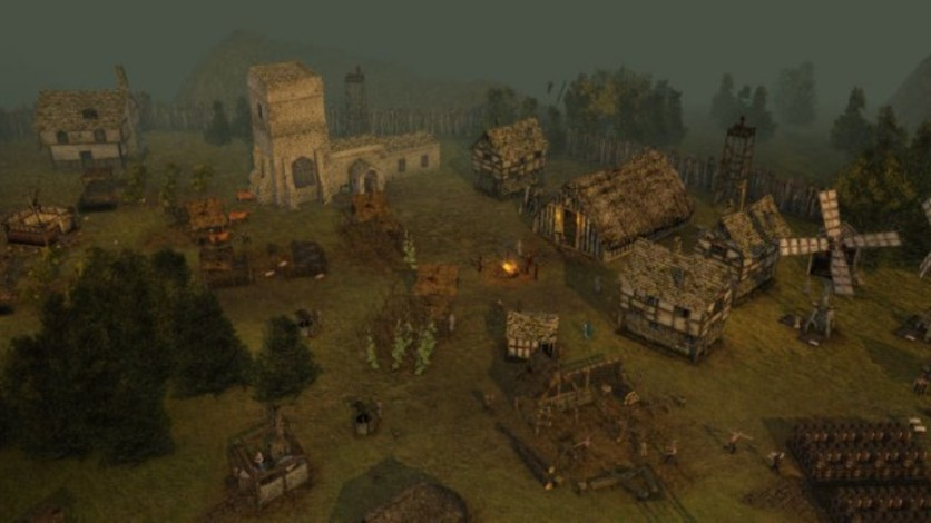 Screenshot 9 - Stronghold 3 Gold
