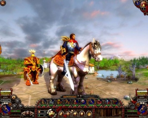 Screenshot 6 - Fantasy Wars