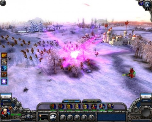 Screenshot 2 - Fantasy Wars