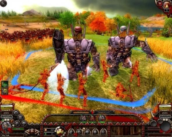 Screenshot 5 - Fantasy Wars