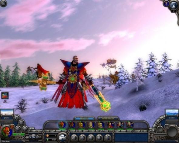 Screenshot 3 - Fantasy Wars