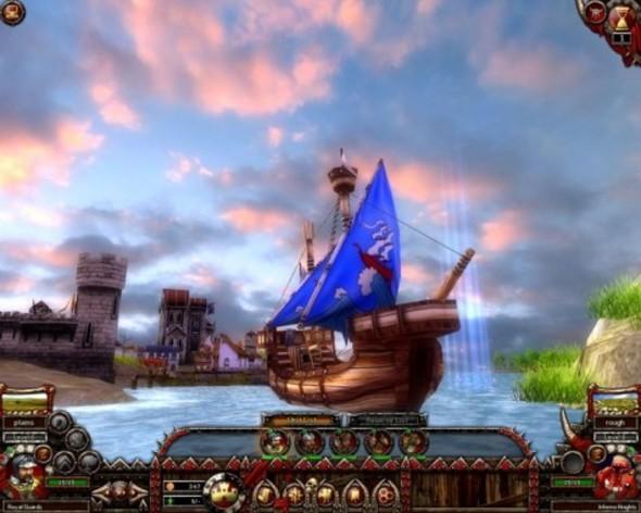 Screenshot 4 - Fantasy Wars