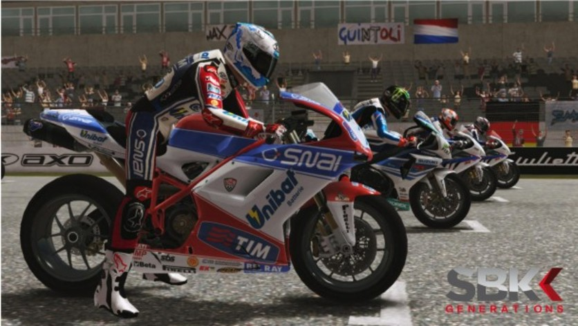 Screenshot 5 - SBK Generations