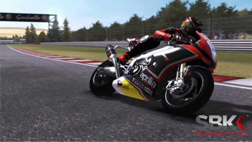 Screenshot 3 - SBK Generations